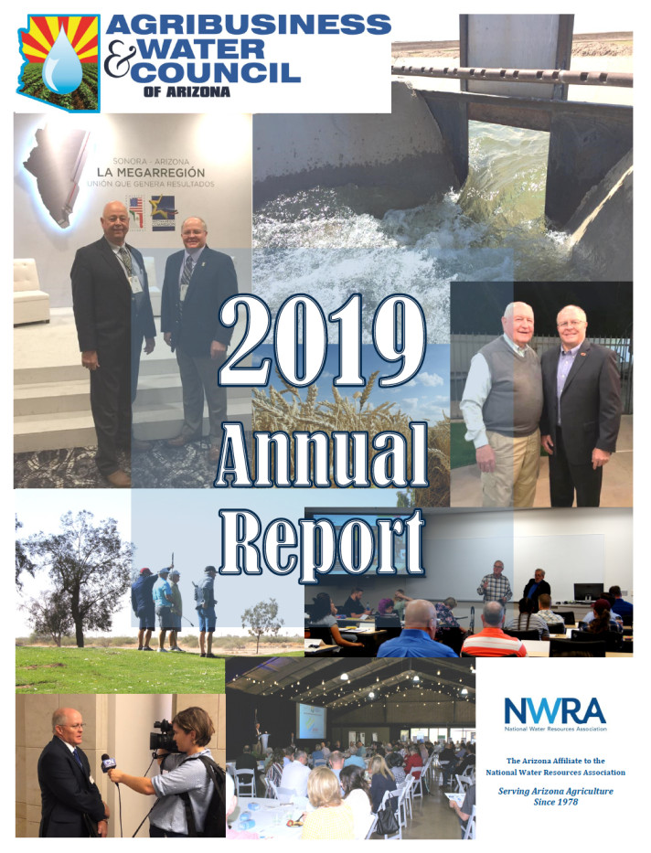 Agribusiness and Water Council Annual Report